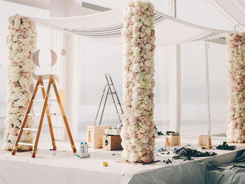 Houppa Mariage Cannes - Gustavo Averbuj