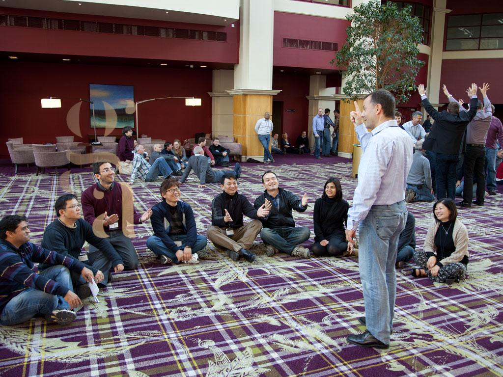 Organisation team building - Gustavo Averbuj