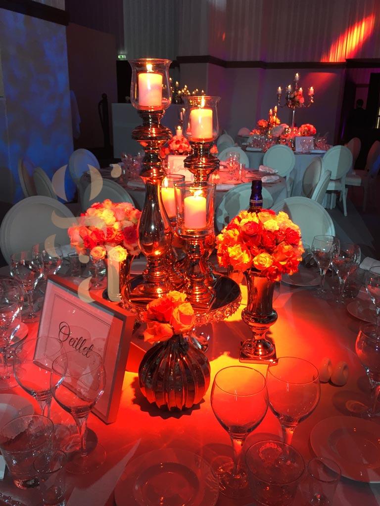 Art floral mariage - Décoration florale mariage