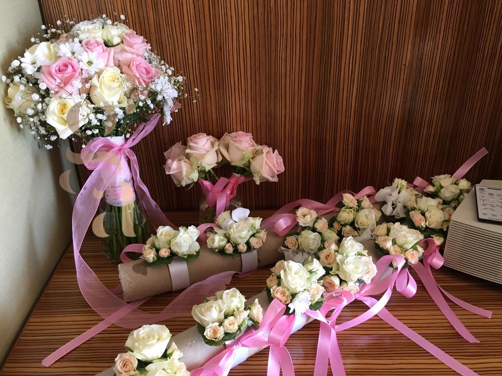 Art floral mariage - GA Wedding Planner