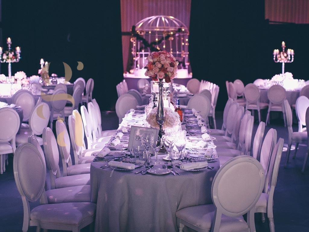 Décoration florale mariage - Gustavo Averbuj