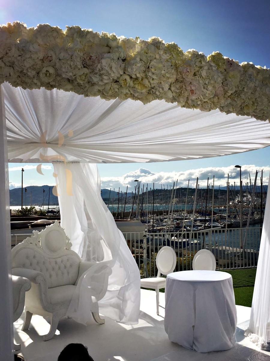Mariage au Palm Beach de Cannes | Wedding planner | Gustavo Averbuj