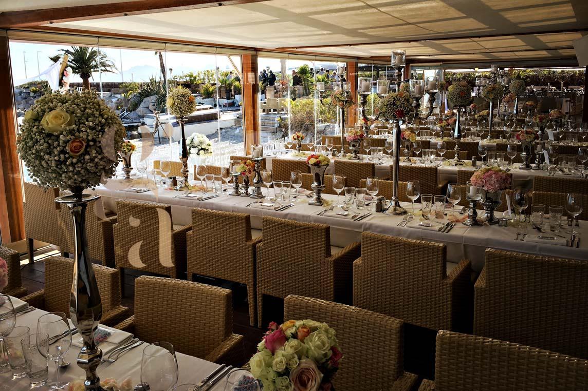 Mariage plage de l'Ecrin Cannes - Gustavo Averbuj