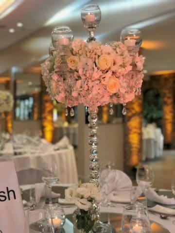 Décoration florale du mariage de Oryan & Anouk | Les plus belles