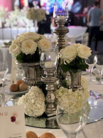 Décoration mariage Palm Beach Cannes