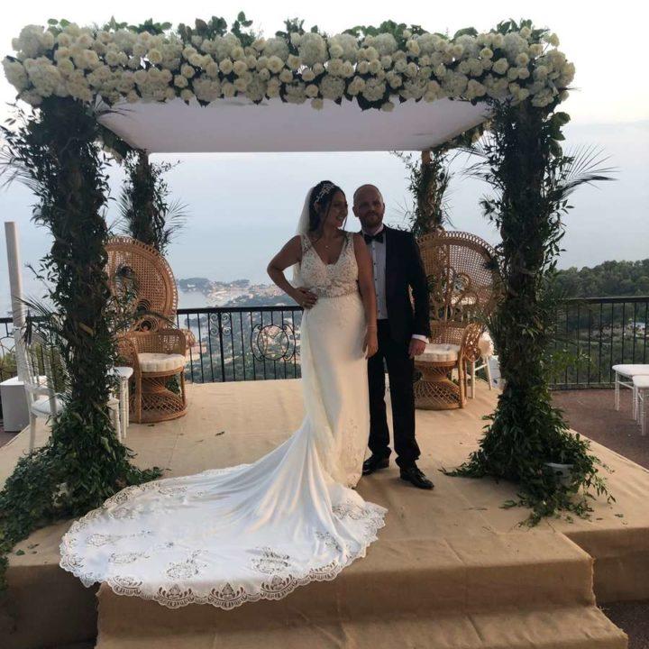 Mariage Priscillia & David