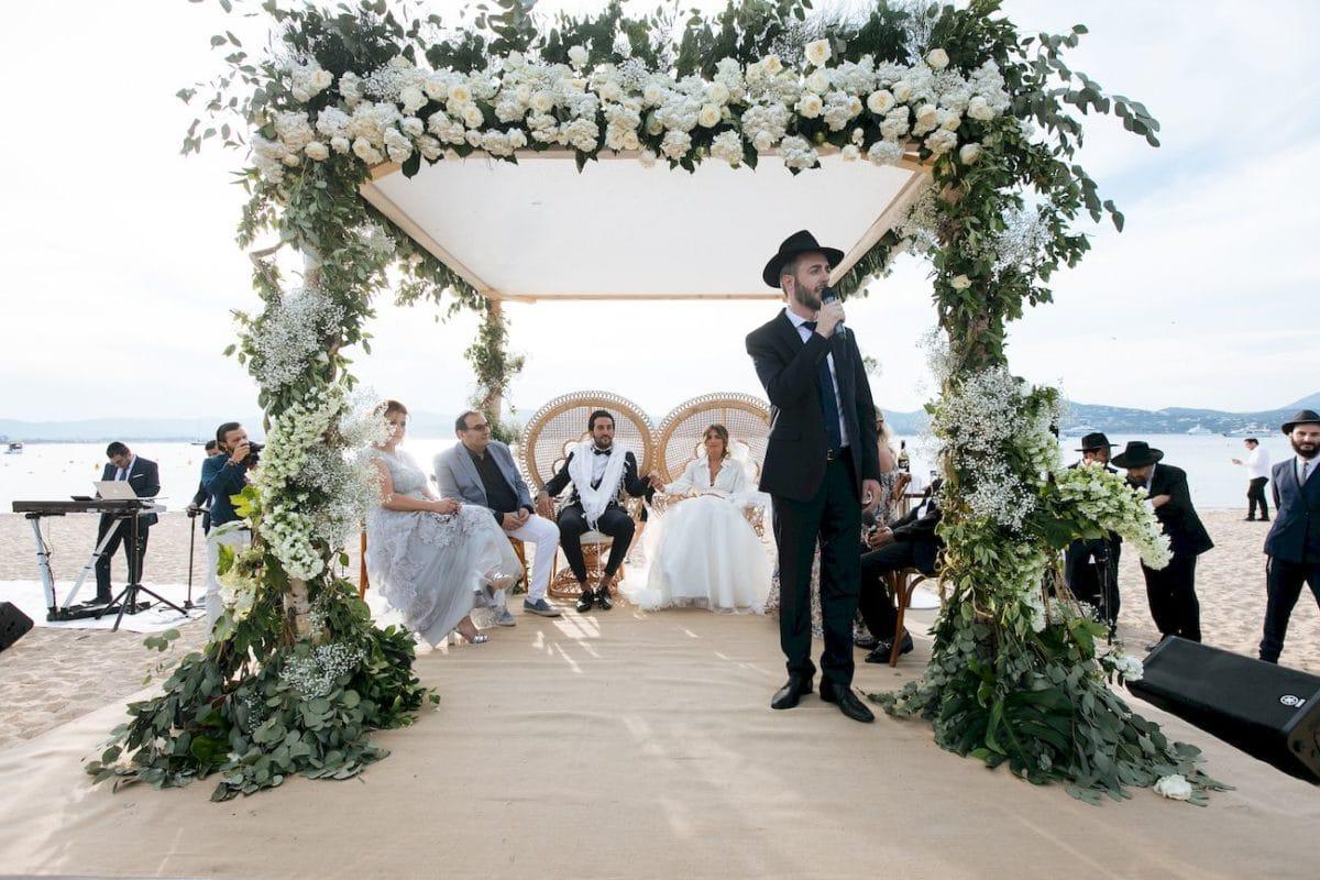 Wedding planner Côte d'Azur | Décoration mariage Saint Tropez