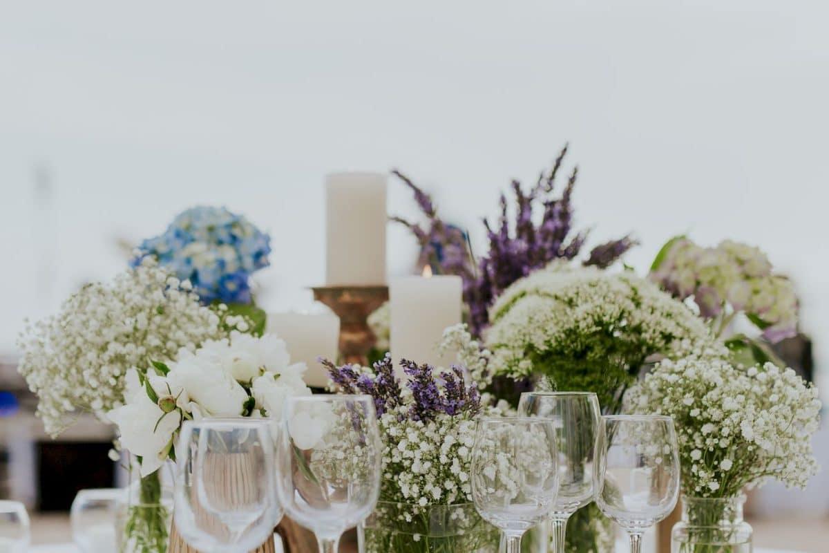 Mariage Clémence et Jérémie |Décoration florale mariage juif