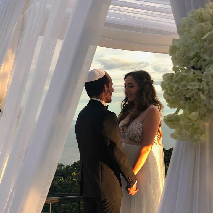 Mariage Melissa et David